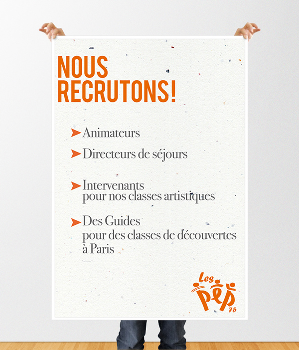 recrutons
